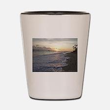 Punta Cana Sunrise Shot Glass