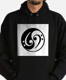 Yin Yang Bass Note Sweatshirt