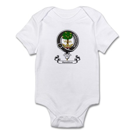 Badge - Hamilton Infant Bodysuit