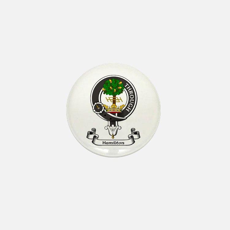 Badge - Hamilton Mini Button