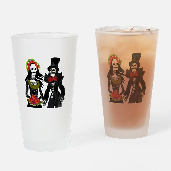 MARRIAGE Drinking Glass