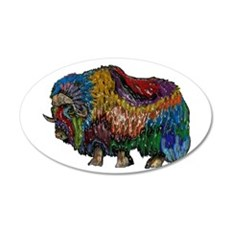 MUSKOX Wall Decal