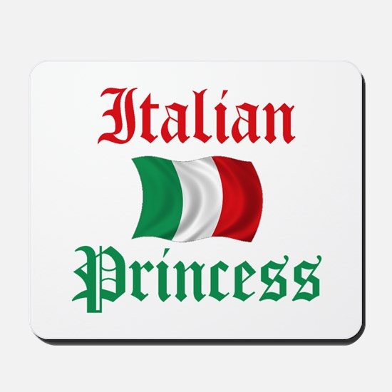 Italian Princess 2 Mousepad