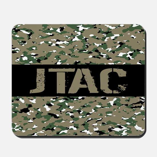 U.S. Air Force: JTAC (Camouflage) Mousepad
