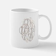 coffee bean blur Mugs