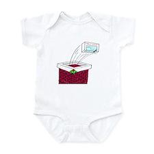 Fruitcake Toss Infant Bodysuit