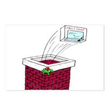 Fruitcake Toss Postcards (Package of 8)