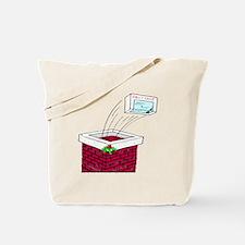 Fruitcake Toss Tote Bag
