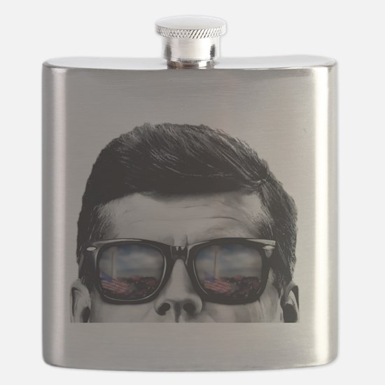 Unique Kennedy Flask