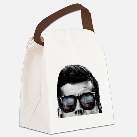 Cool Election Canvas Lunch Bag
