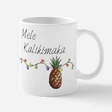 Mele Kalikimaka - Hawaiian Christmas Mugs