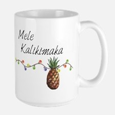 Mele Kalikimaka - Hawaiian Christmas Mugs