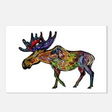MOOSE Postcards (Package of 8)