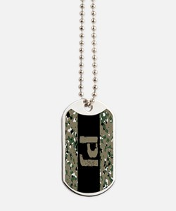 U.S. Air Force: PJ (Camouflage) Dog Tags