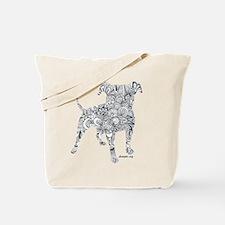 Design SPBR Dog Tote Bag