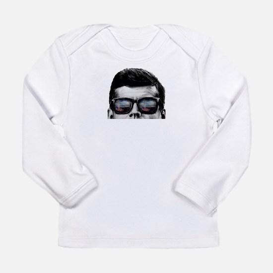 JFK Shades Long Sleeve T-Shirt