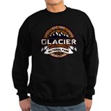 Glacier national park Sweatshirt (dark)