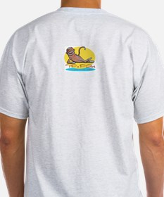 Kayak Sock Monkey T-Shirt