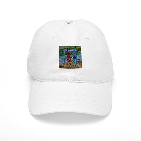 Kayak Sock Monkey Cap