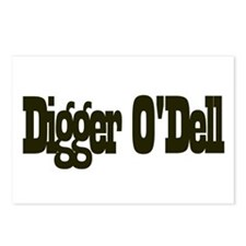 Digger o'Dell Postcards (Package of 8)