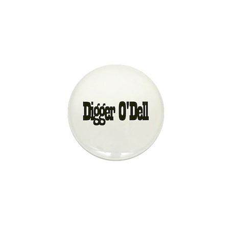 Digger o'Dell Mini Button (10 pack)