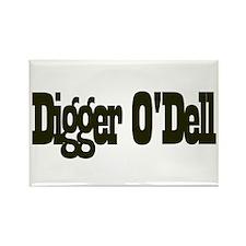 Digger o'Dell Rectangle Magnet