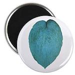 Big Blue Hosta Magnet