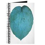 Big Blue Hosta Journal
