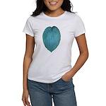 Big Blue Hosta Women's T-Shirt