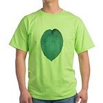 Big Blue Hosta Green T-Shirt