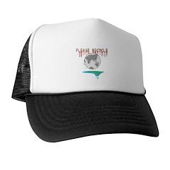 Please recycle Trucker Hat