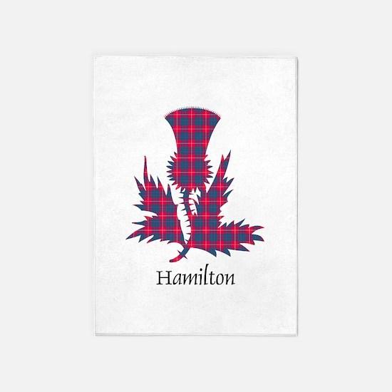 Thistle - Hamilton 5'x7'Area Rug