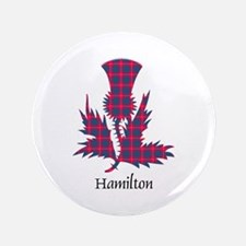"Thistle - Hamilton 3.5"" Button"