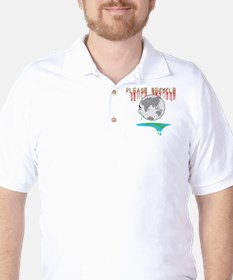 Please recycle Golf Shirt