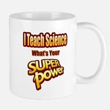 Superpower-Science Mugs