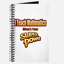 SuperPower-Math Journal