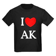 """I Love Alaska"" T"