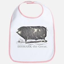 BISMARK THE GREAT Bib