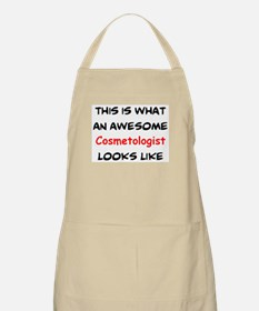 awesome cosmetologist Apron