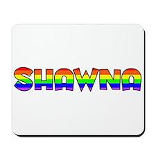 Shawna Gay Pride (#004) Mousepad