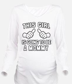 This Girl is Going to Be a Momm T-Shirt