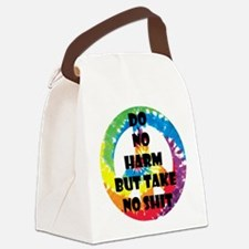 Cute Do unto others Canvas Lunch Bag