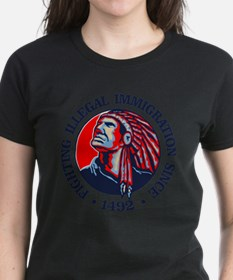 Native American (illegal Immigration) T-Shirt