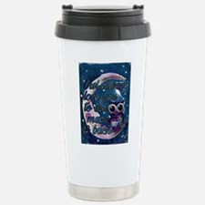 Owl always love u moon Travel Mug