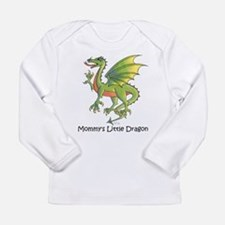 Mommys Little Dragon Long Sleeve T-Shirt