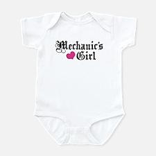 Mechanic's Girl Infant Bodysuit