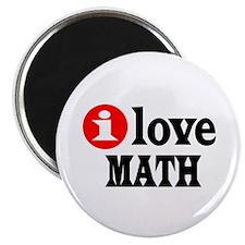 "Math 2.25"" Magnet (10 pack)"