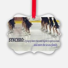 Synchro Defined Ornament