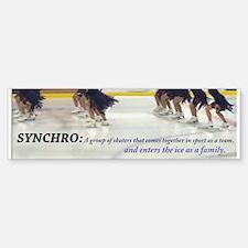 Synchro Defined Bumper Bumper Bumper Sticker