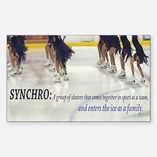Synchro Defined Decal